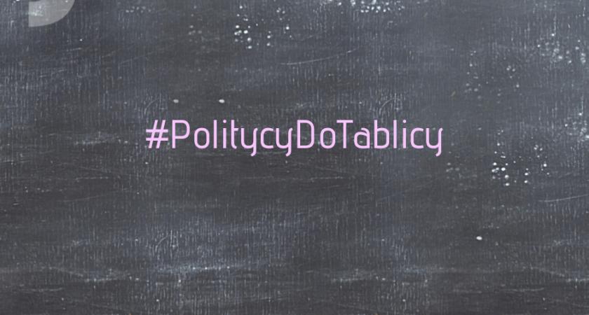 Politycy do tablicy – podsumowanie