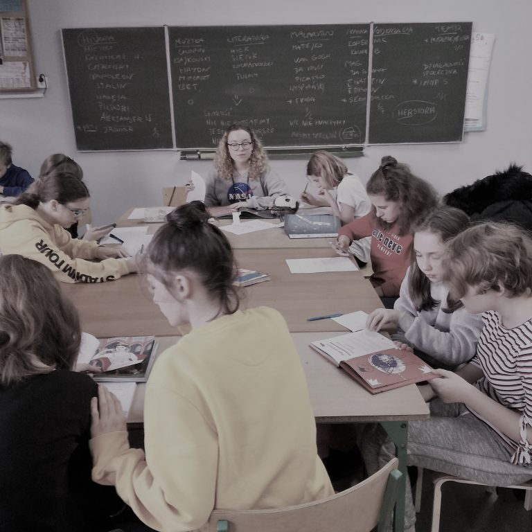 Justyna Inka Iliasz - Ja Nauczyciel