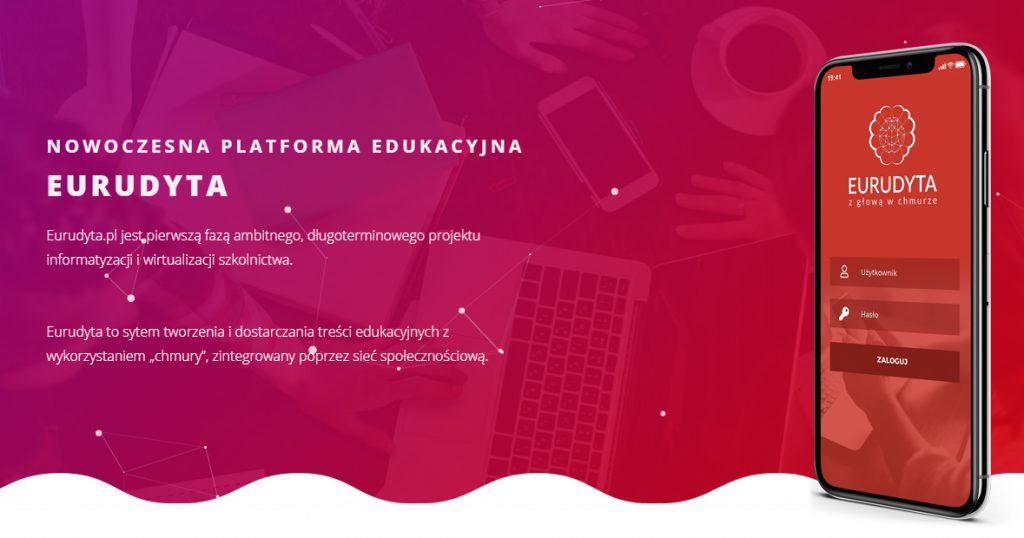 Eurudyta - nowoczesna platforma edukacyjna