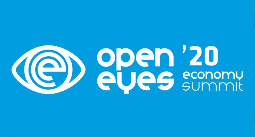 Byliśmy tam – Open Eyes Economy Summit