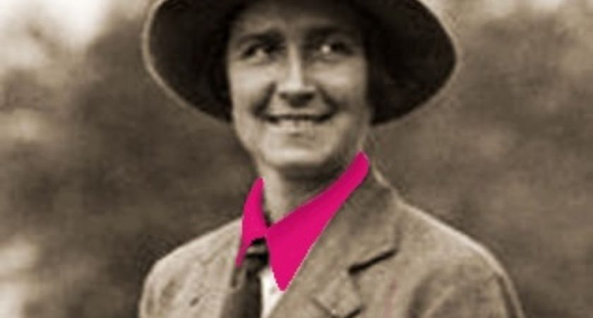 Nauczycielki Emancypantki: Olga Małkowska, pseudonim Gaździna