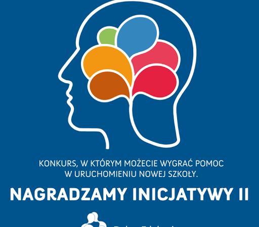 Katarzyna Hall: Nagradzamy inicjatywy po raz drugi